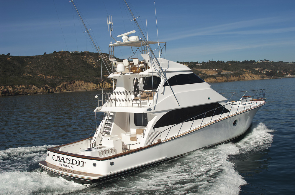 75 39 titan marine kusler yachts san diego yachts for sale for Sport fishing boats for sale by owner