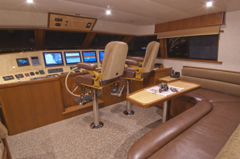 C-BANDIT Pilothouse