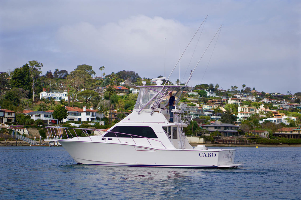 2005 Cabo Yachts 35 For Sale by Kusler Yachts California Yacht Brokers