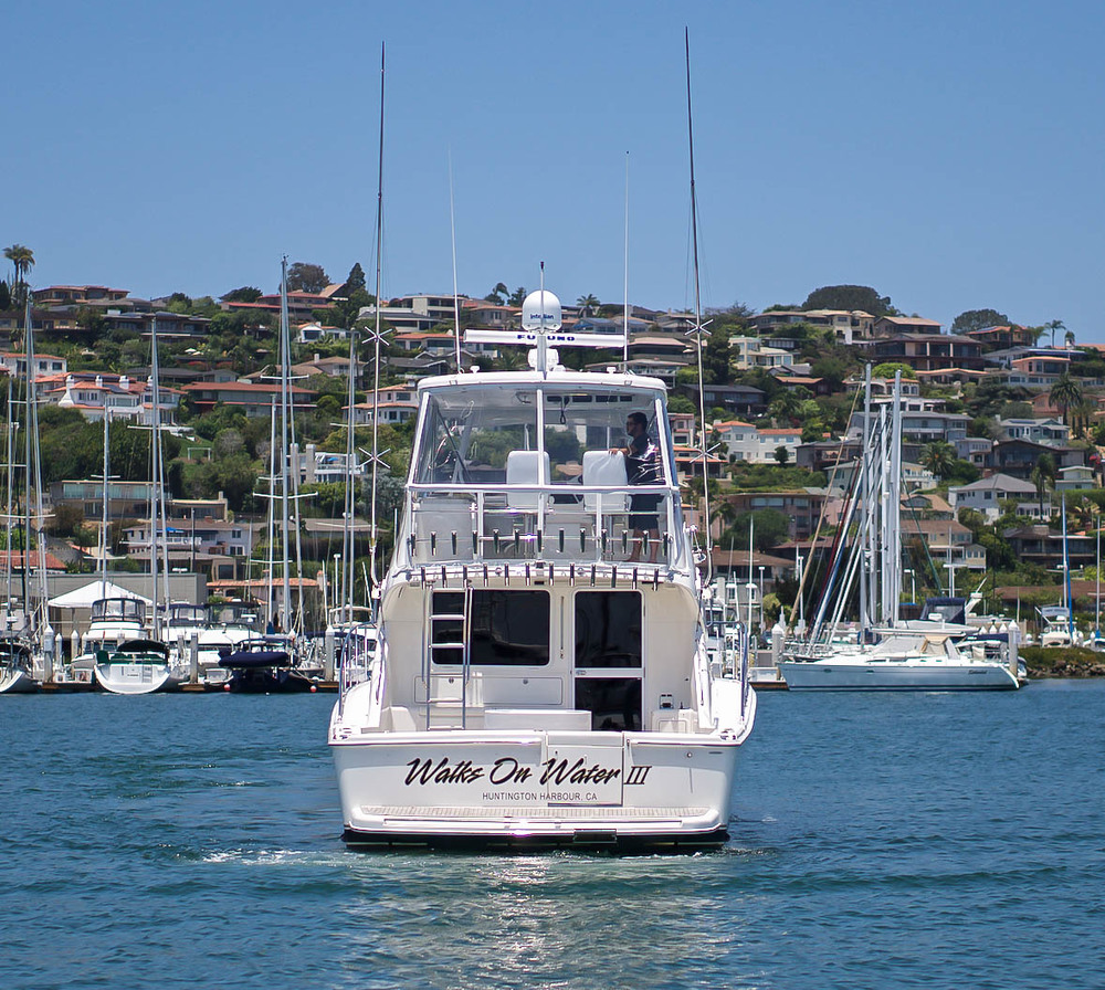 2007 47' Riviera Sport Fishing Boat For Sale by Kusler Yachts
