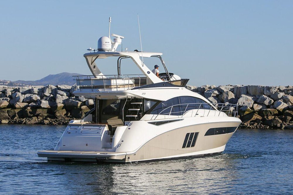 2016 510 Sea Ray For Sale by Kusler Yachts