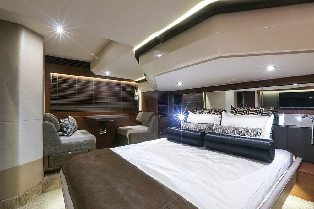 Sea Ray 510 Interior For Sale by Kusler