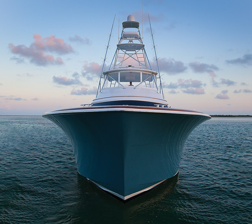 GT HATTERAS 63 On Display at Fort Lauderdale Boat Show with Kusler Yachts