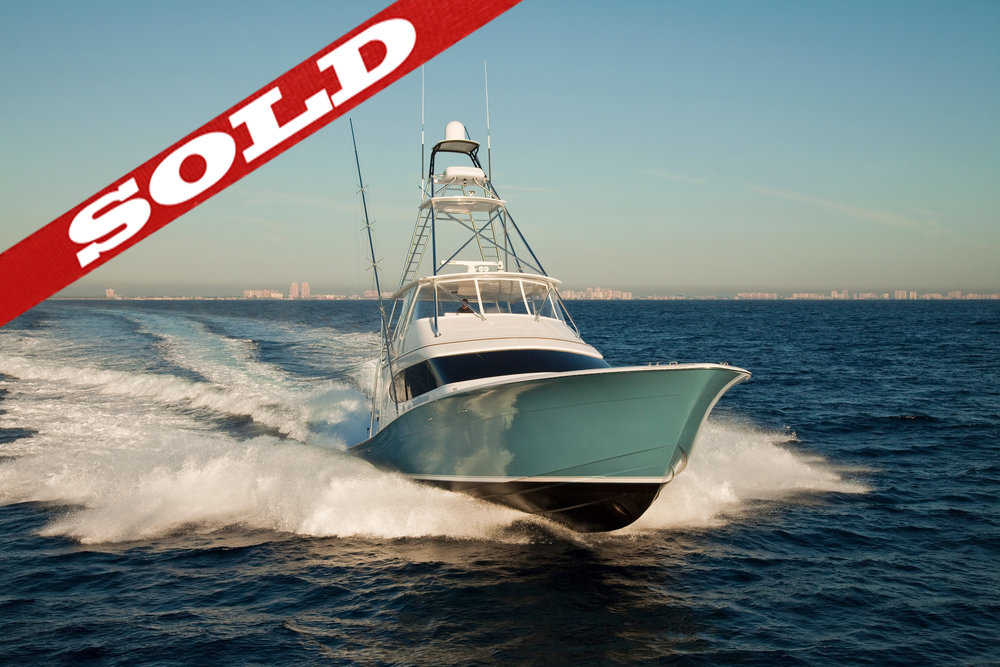 2018 70 Hatteras Yachts SOLD by Kusler Yachts