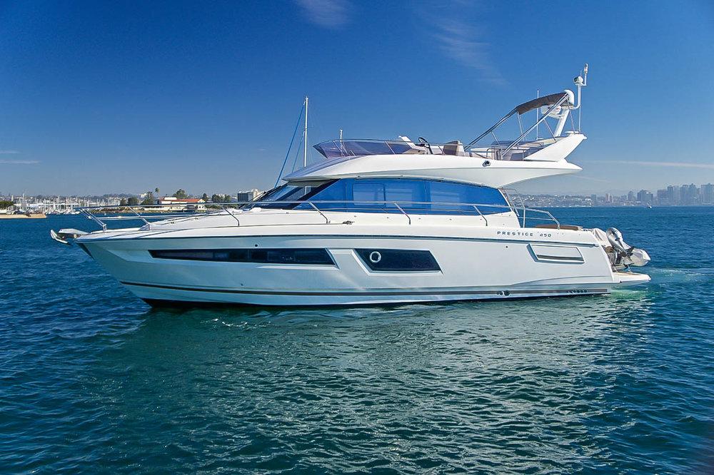 2014 450 Prestige Yachts For Sale by Kusler Yachts
