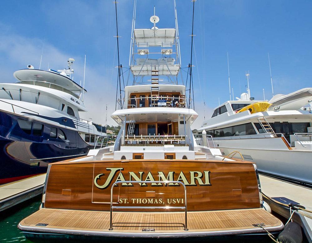 Janamari Kusler Yachts