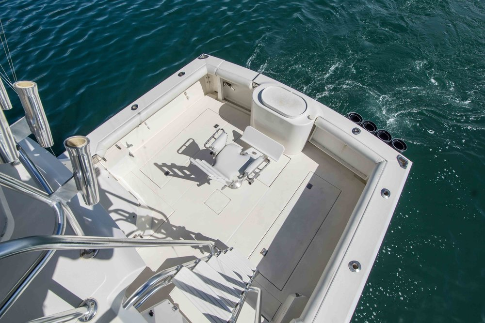 Cabo Yachts 35 Flybridge For Sale by Kusler Yachts