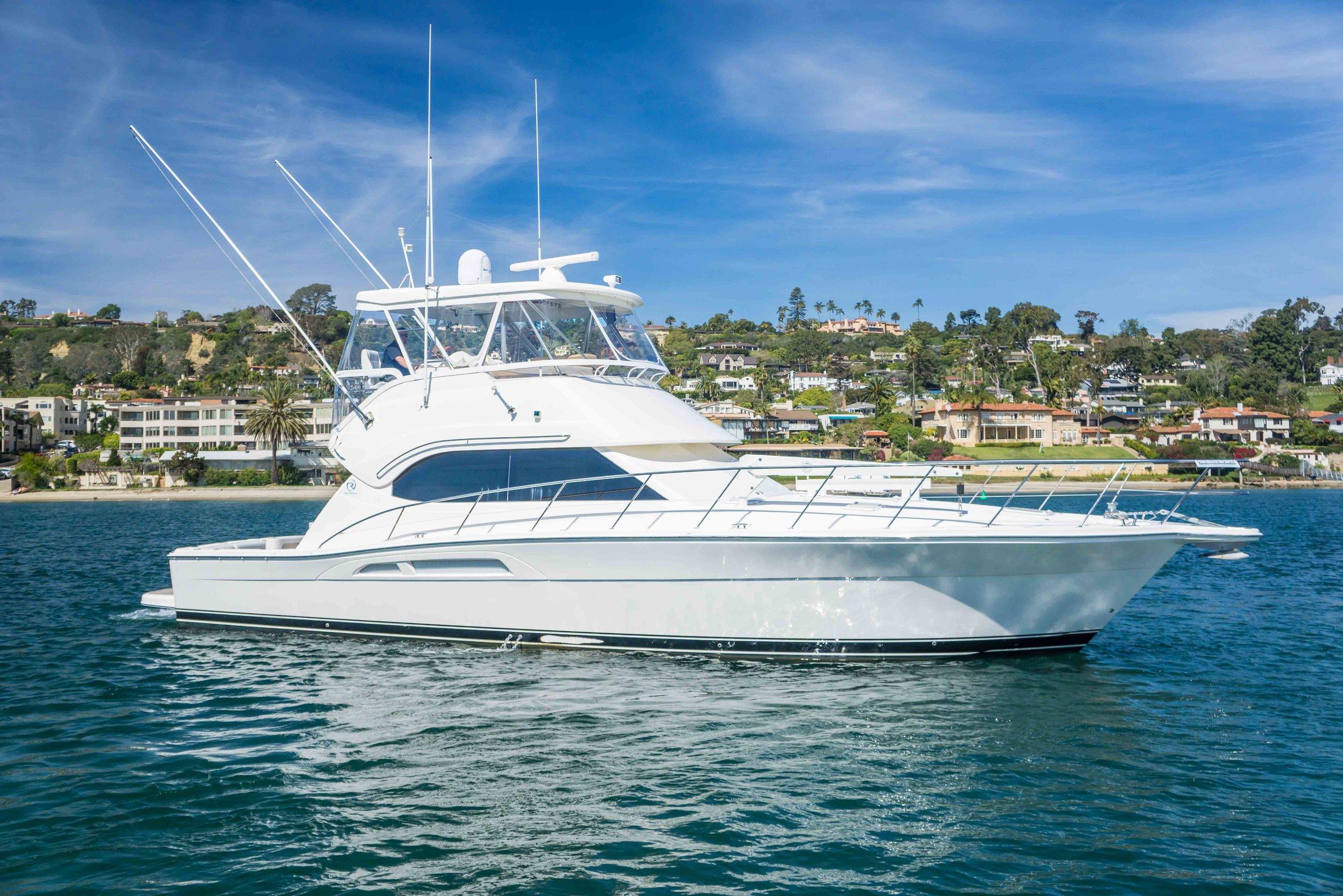 Kusler yachts san diego sport fishing boats luxury for Fishing boats for sale san diego