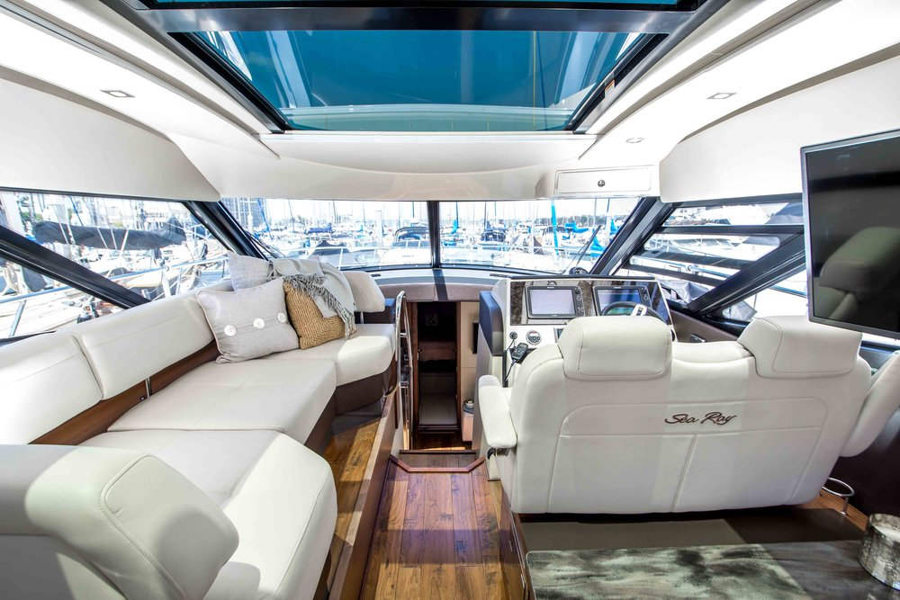 Sea Ray For Sale by Kusler Yachts California