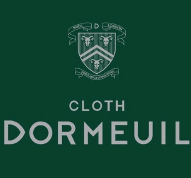 Dormeuil from England