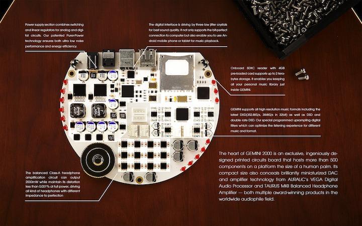 Gemini Circuit Board