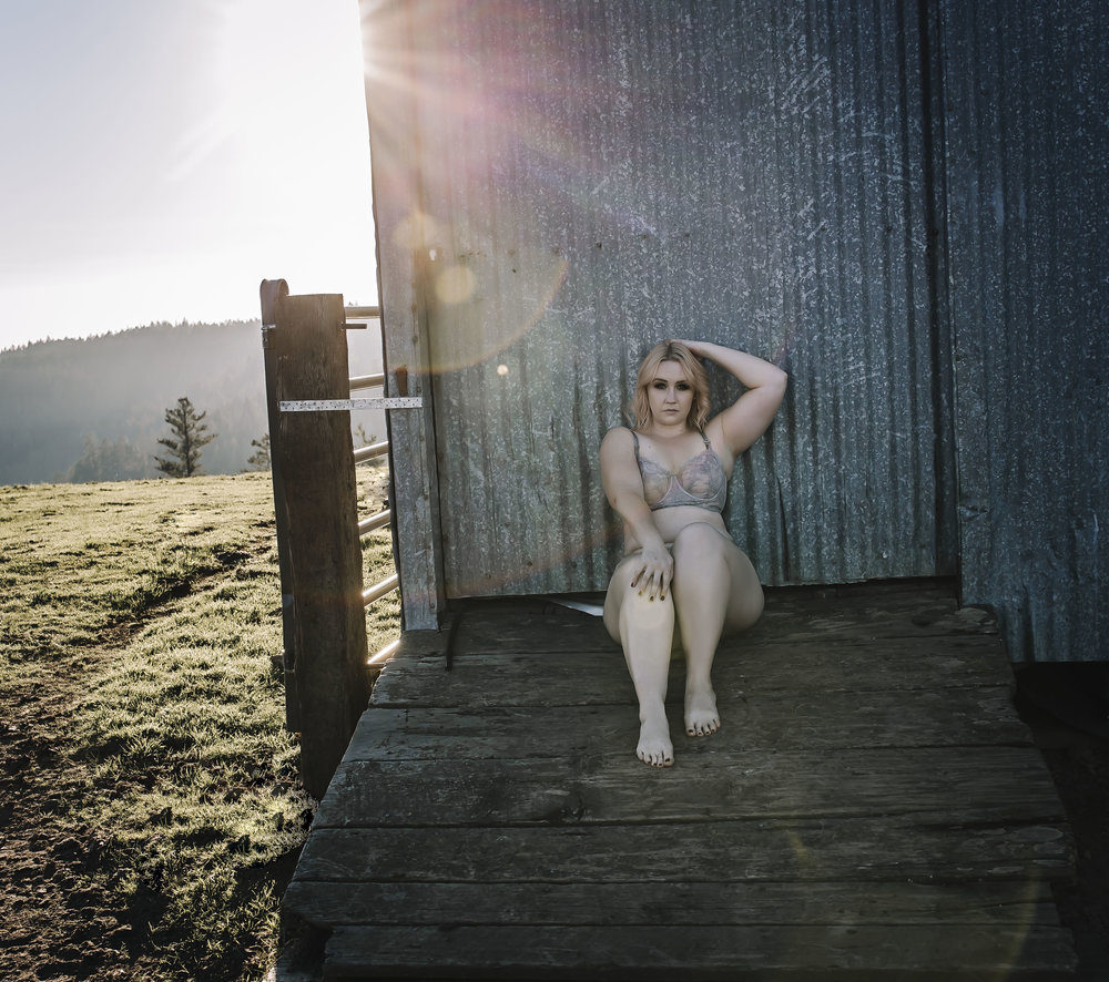Sonoma County, ca Boudoir Photography