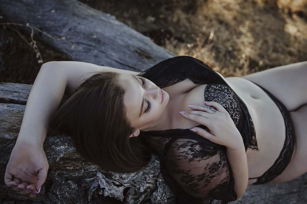 Sonoma County, Ca Boudoir Photographer
