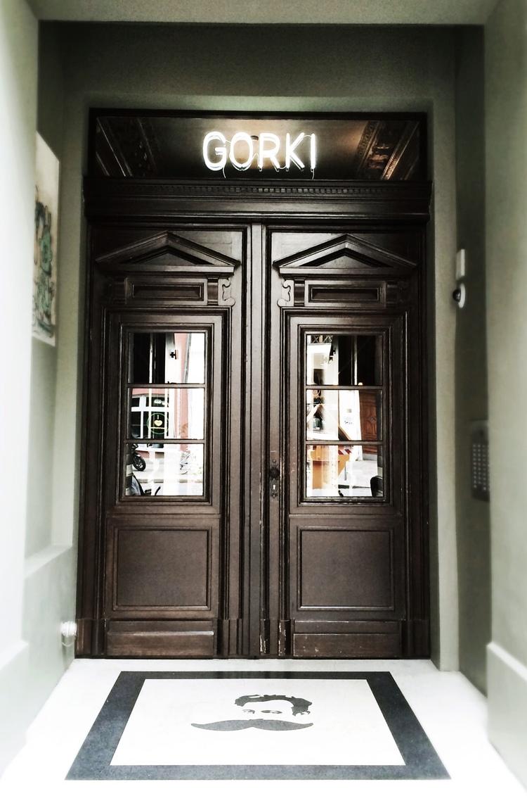 Innenarchitekt Quereinstieg gorki apartments in berlin mitte mirjam otto raumkunst und
