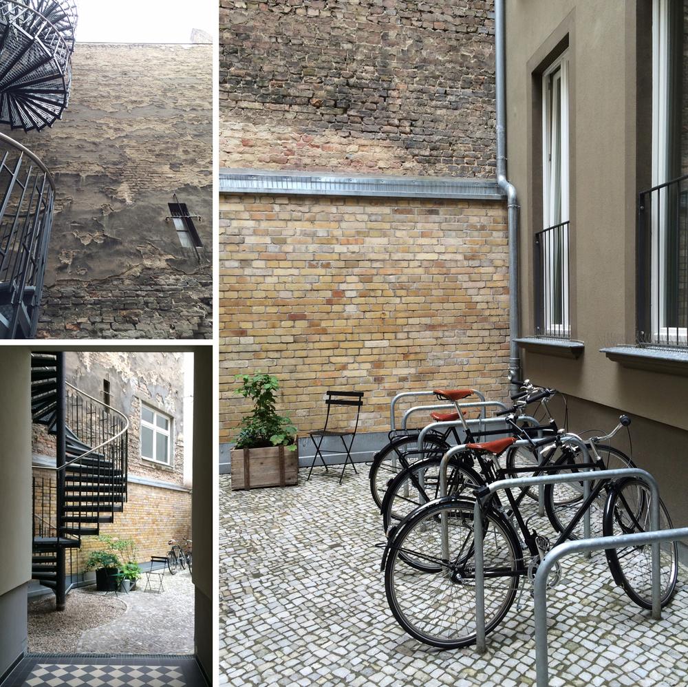 Fahrräder der finnischen Manufaktur PELAGO stehen den Hotelgästen zur Verfügung