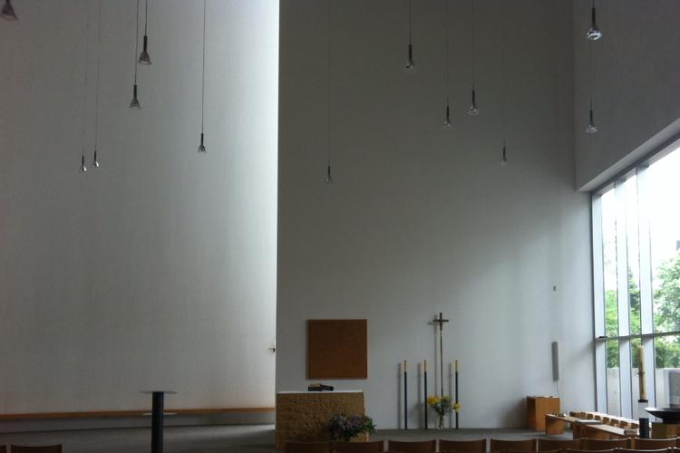St Canisius Kirche In Charlottenburg Wilmersdorf Mirjam Otto