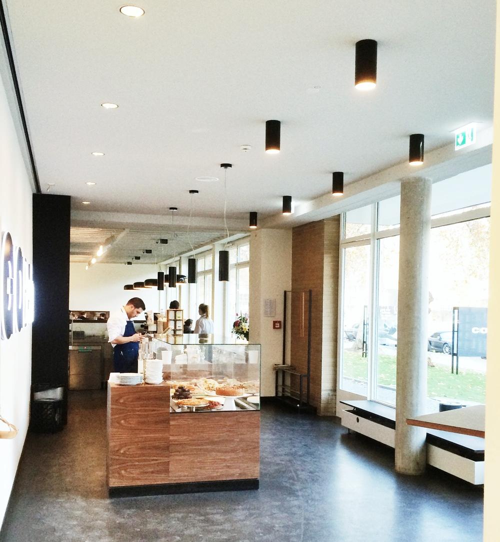 Innenarchitektur design haus  C/O Berlin im Amerika Haus — Mirjam Otto | RAUMKUNST und ...