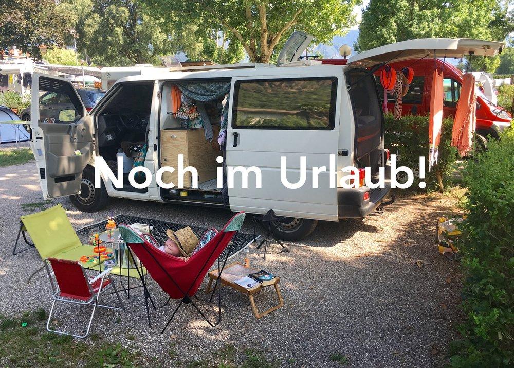 Camping Moosbauer in Bozen, Südtirol