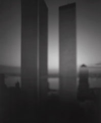 World Trade Center, 1997 by Hiroshi Sugimoto