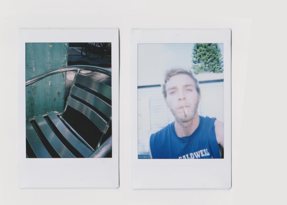 Polaroids, By Matt Smith