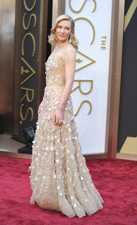 Cate Blanchett in Armani Prive