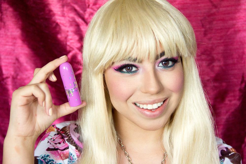 Limecrime lipstick in COUNTESSA FLOURESCENT
