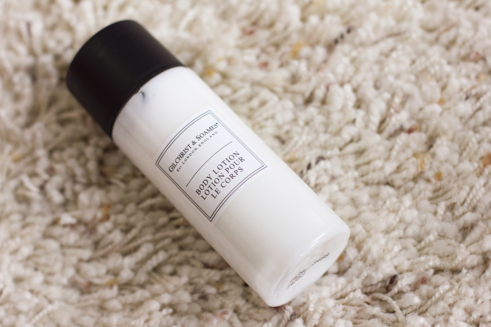 Gilchrist & Soames  London Collection Body Lotion