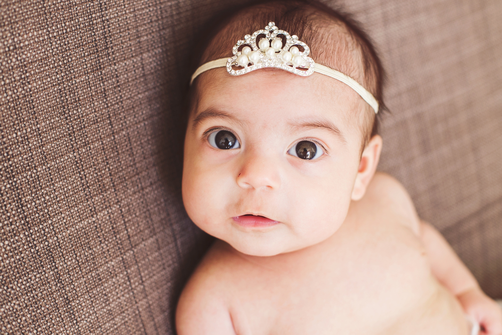 Baby Tiara VIA Amazon