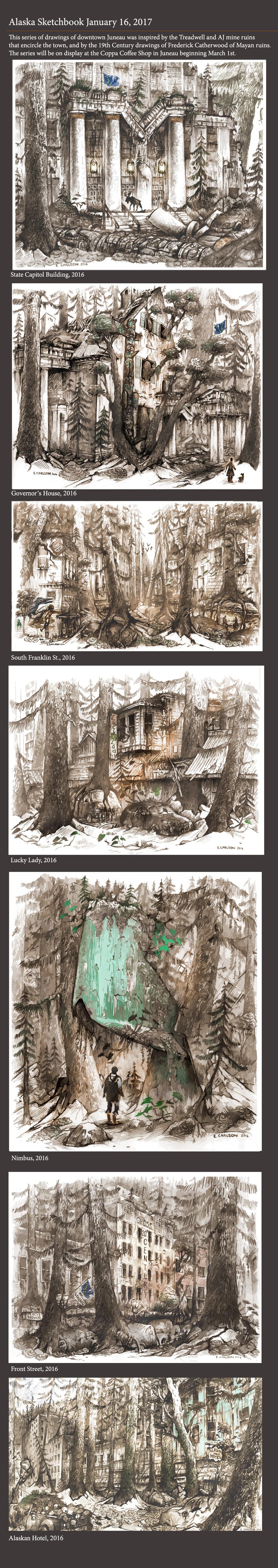 Alaska Sketchbook_2017
