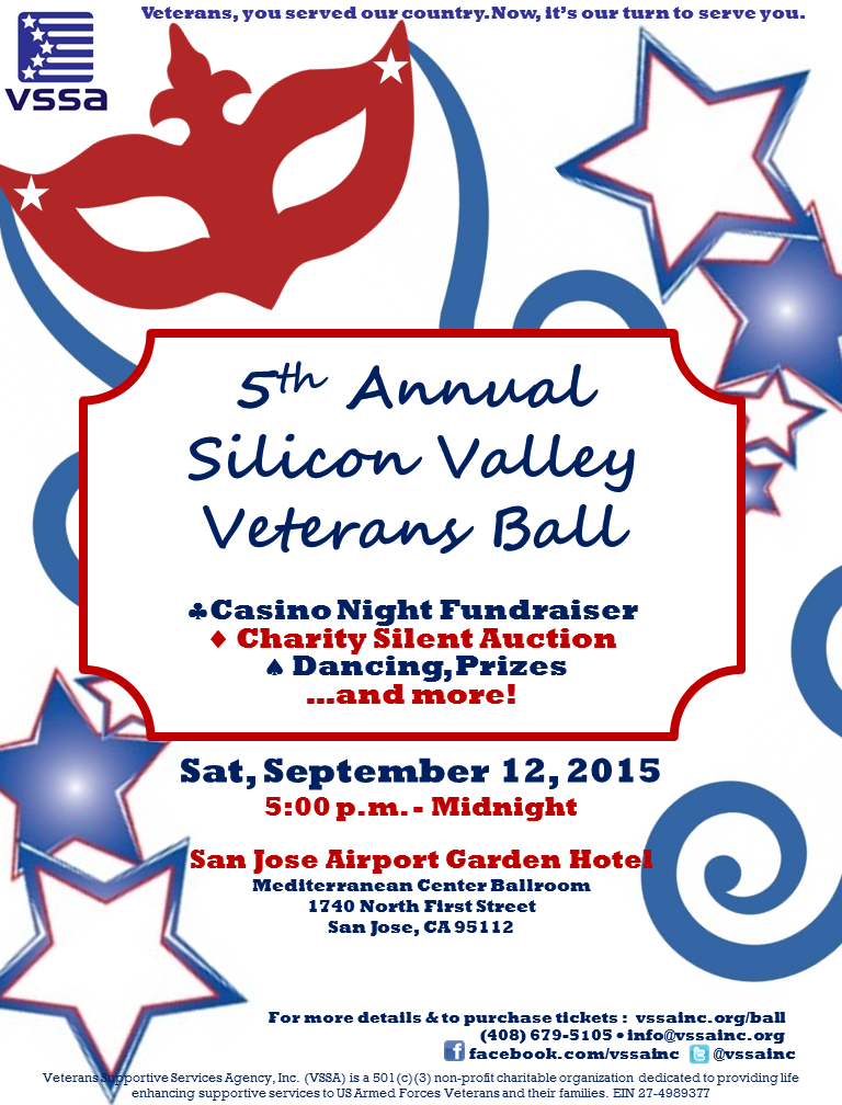 2015 Veterans Ball