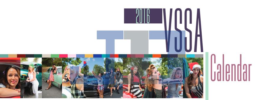 2016 VSSA Calendar