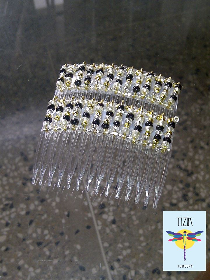 CHAMPAGNE & COLA Haircombs