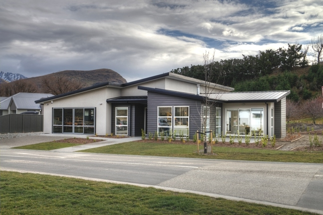 Our new temporary office from 12th October 2014  | 1 Stalker Road, Shotover Country |  Thanks to Stonewood for their support