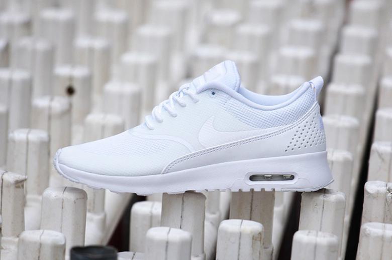 Nike Thea White Womens
