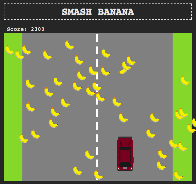 Games - Teaching myself to develop games is great practice for refining an idea into a quick prototype.Smash Banana is the first game I built. It's made in vanilla Javascript. You can play it online at https://edamamegreen.github.io/roadgame/!Flipside is a recent prototype of a game mechanic for exploring two sides of a game space.https://edamamegreen.github.io/flipside/