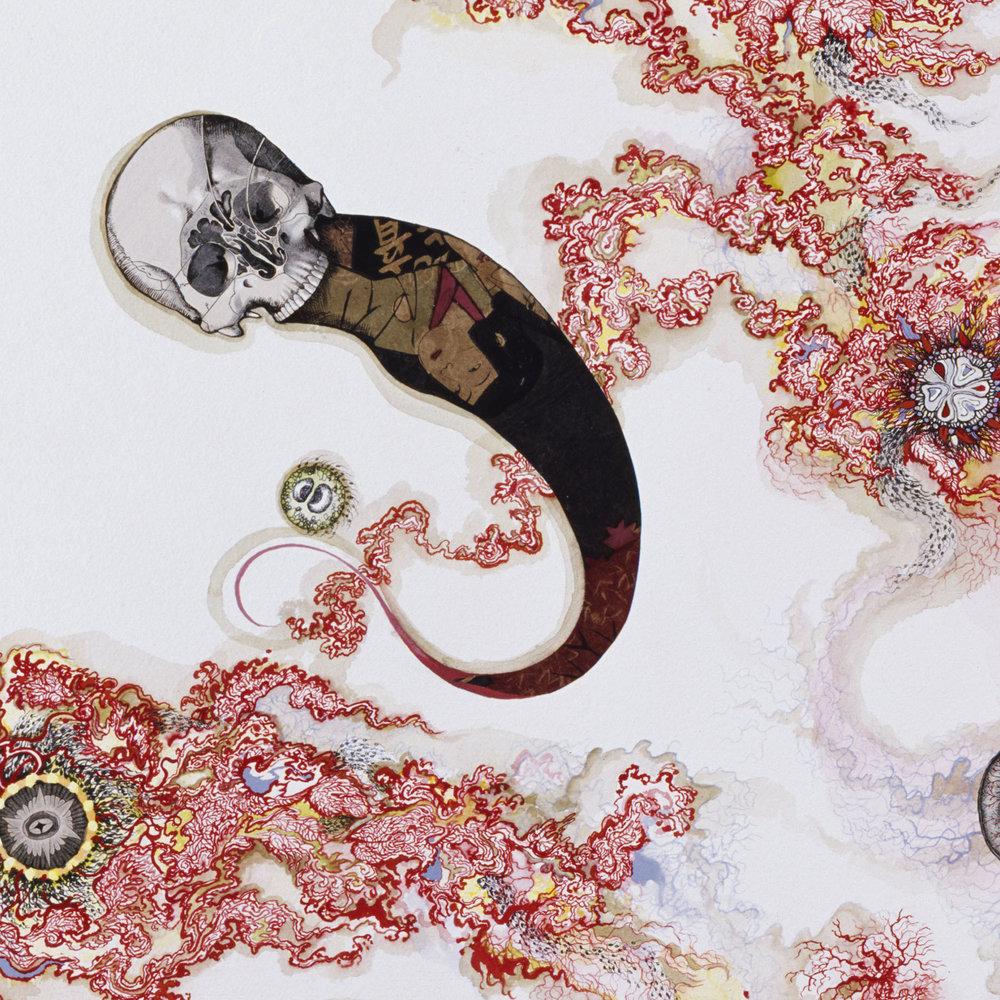 Death & the Maiden (detail)