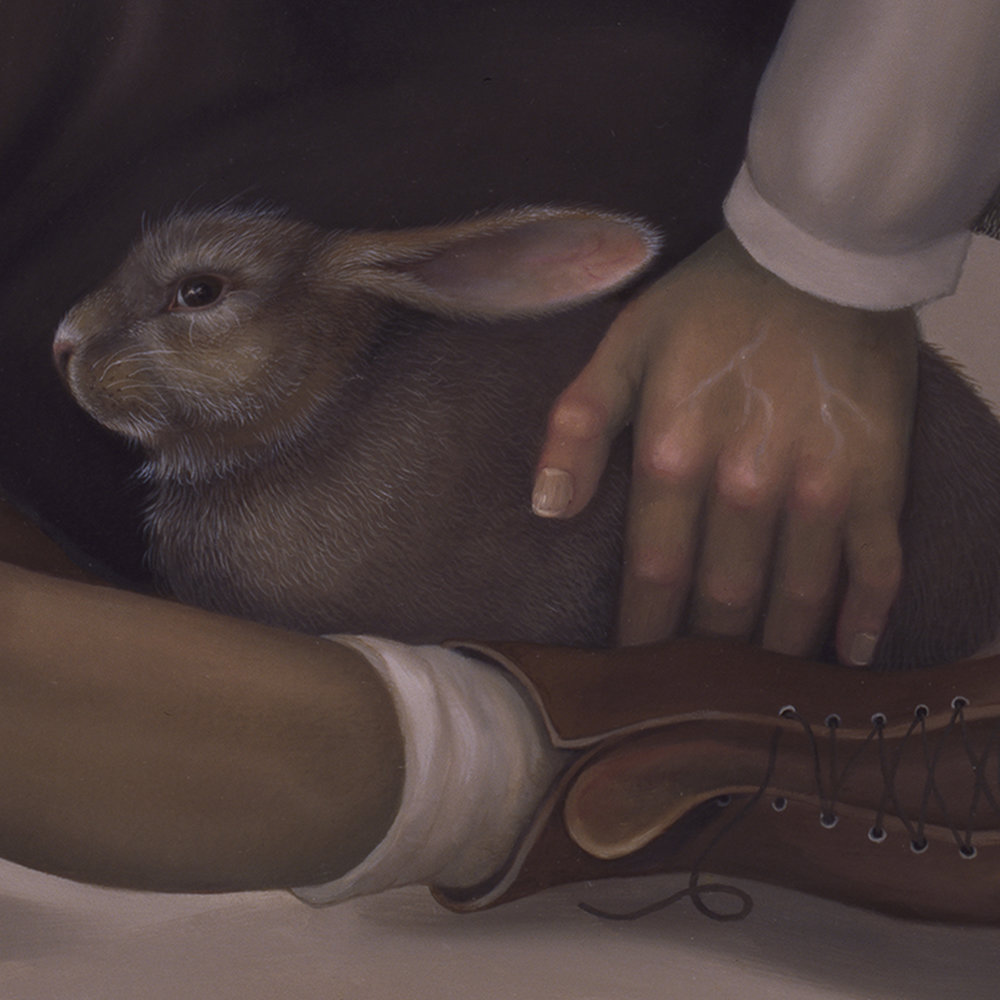 Run Rabbit, Run  (detail)