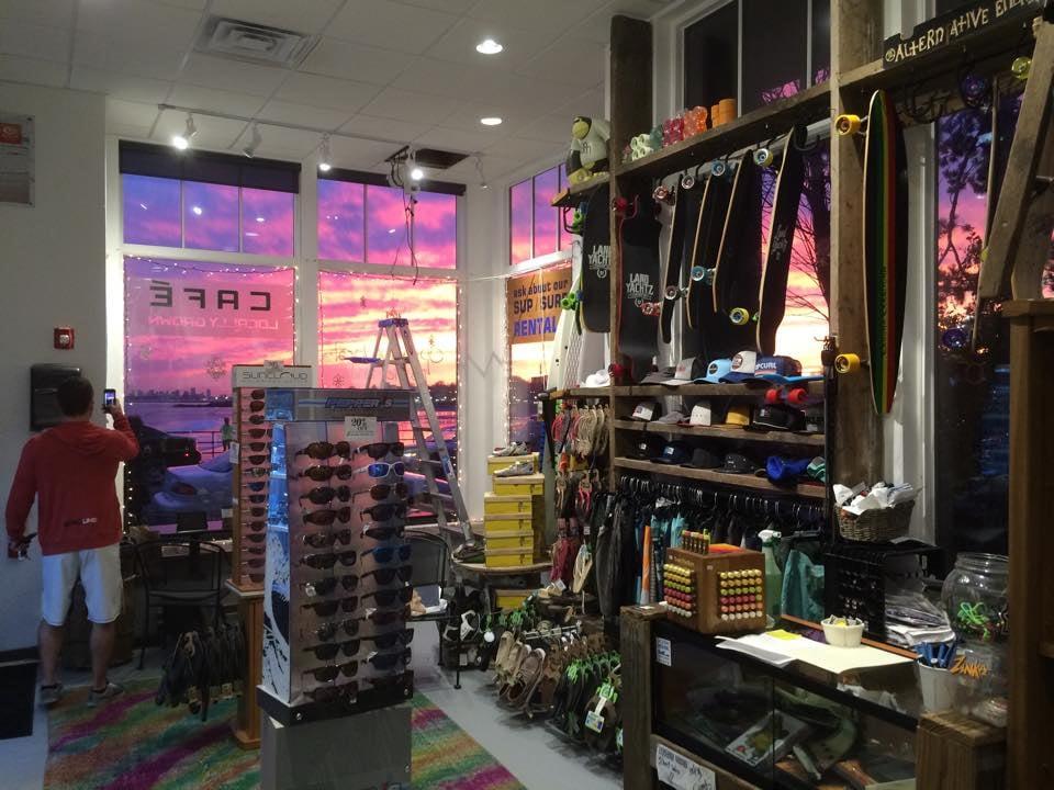 Sunset from inside shop.jpg