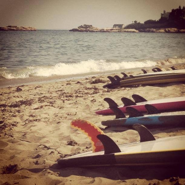 Surf Camp Phillips beach swampscott