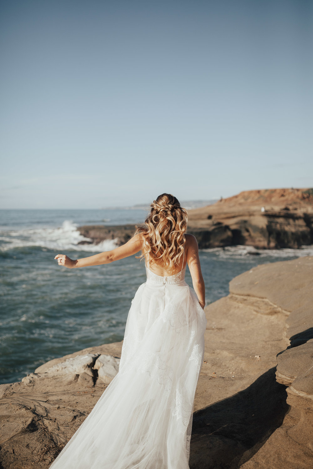 SAN DIEGO BRIDAL — Christy Johnston
