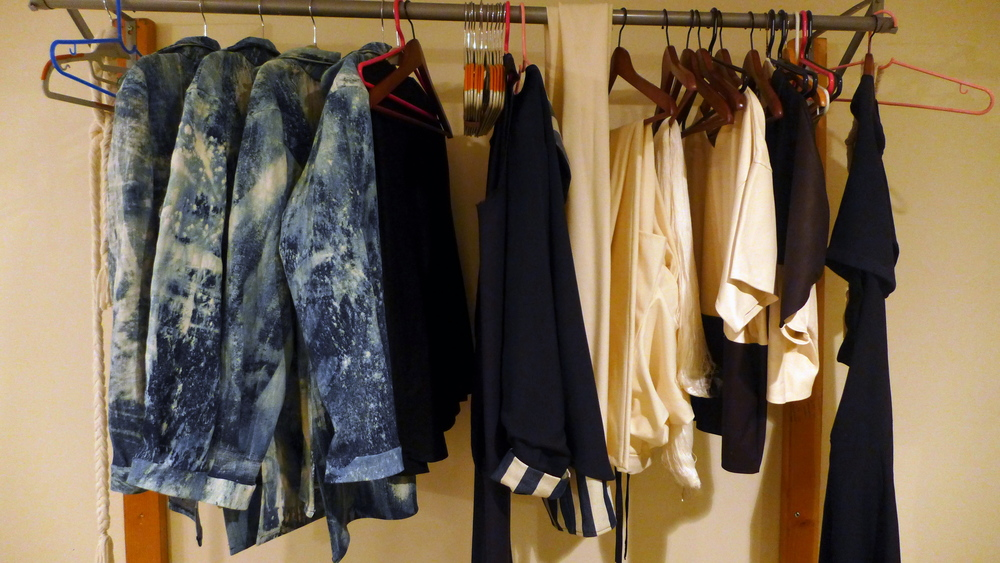 Fall/Winter 2013 collection that I helped produce for an LA showroom