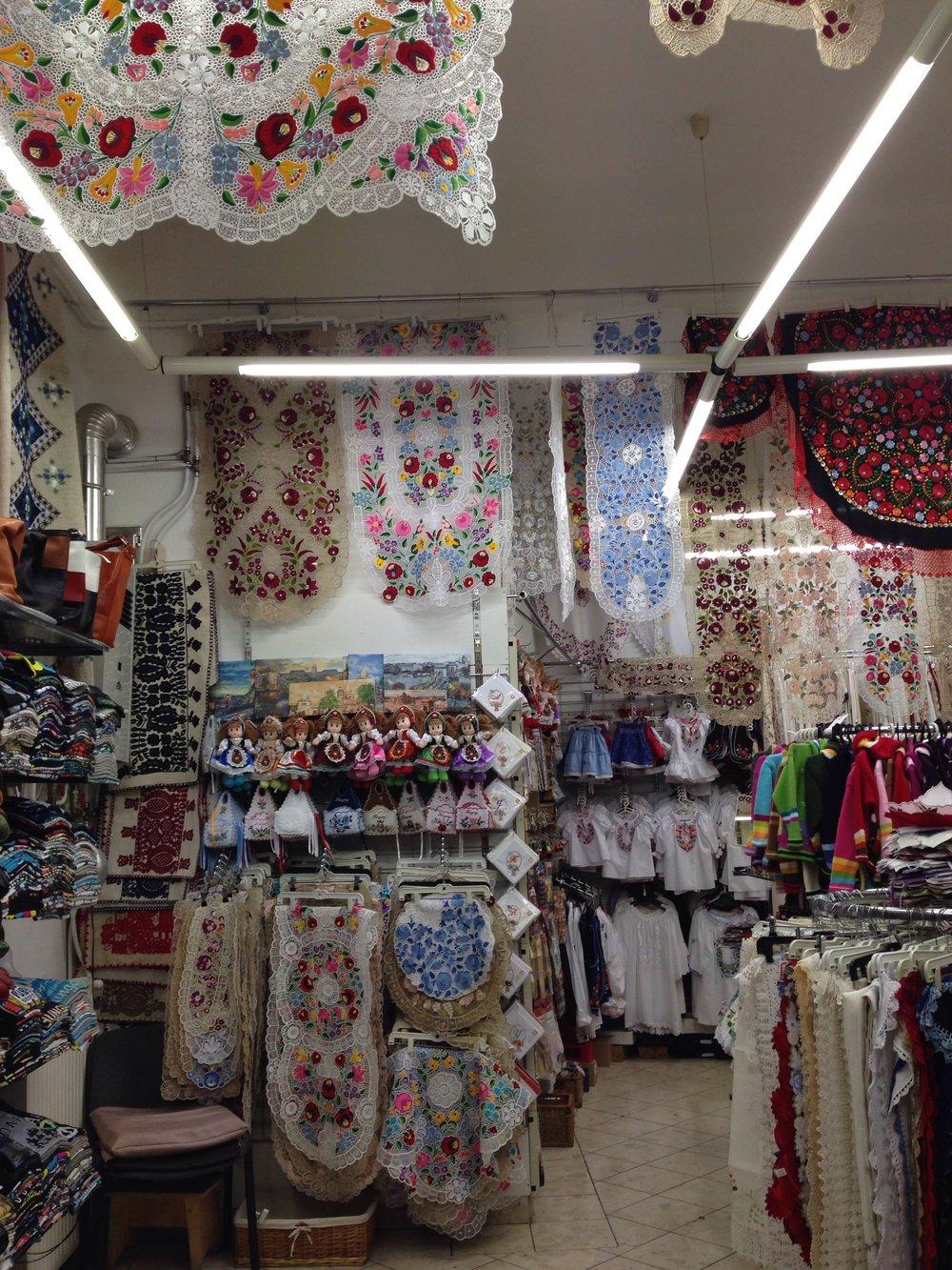 Hungarian textiles :)