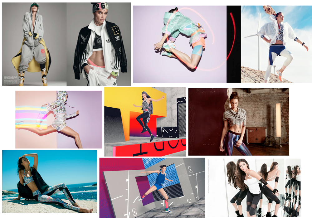 M&S Editorial Mood Board