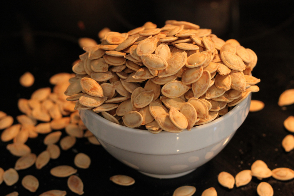 Photo Credit: Roasted Pumpkin Seeds by Brian Jackson, License