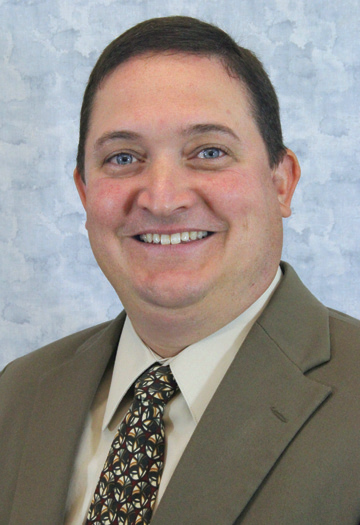 Shane Huffman Exploration Manager