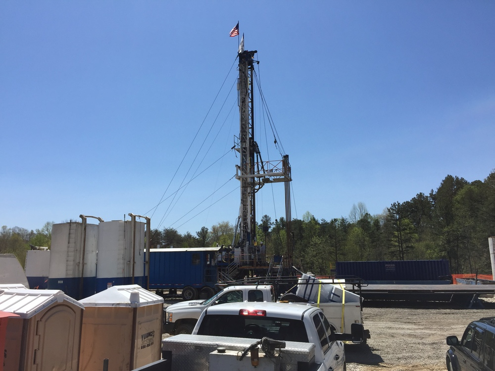 Highlands Drilling Rig #6