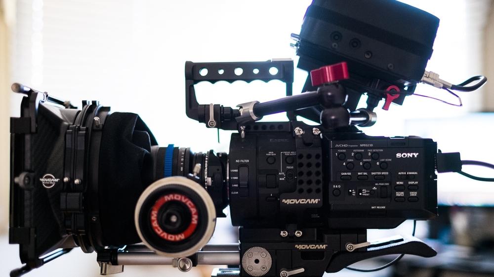 SONY FS700 2K/4K CAM