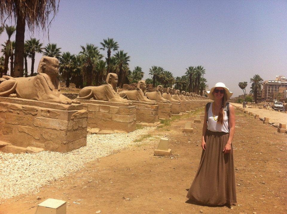 Avenue of the Sphinx, Luxor