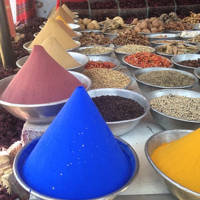 Spices from Tarnak