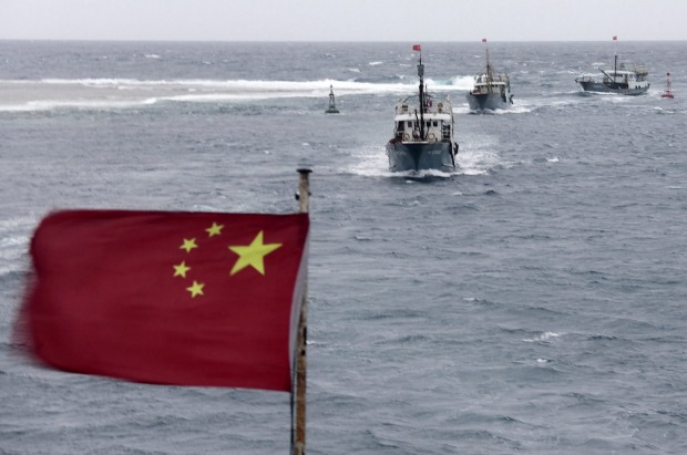 Tension in the South China Sea - READ MORE